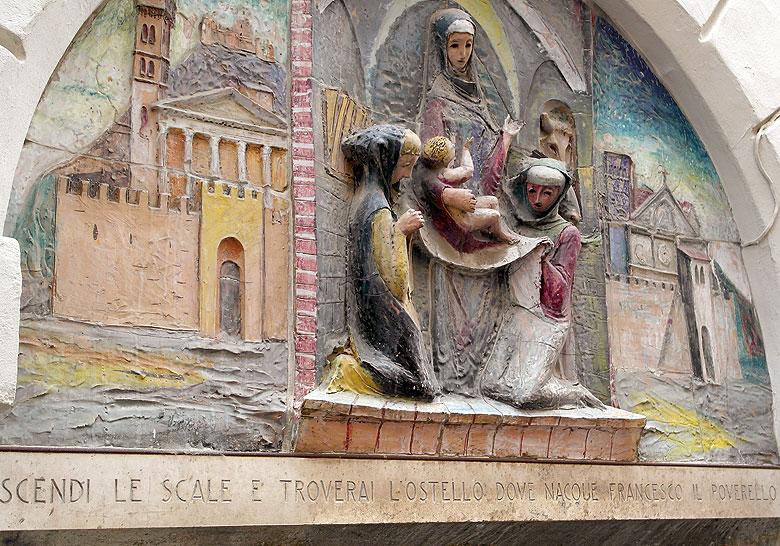 Assisi - particolare