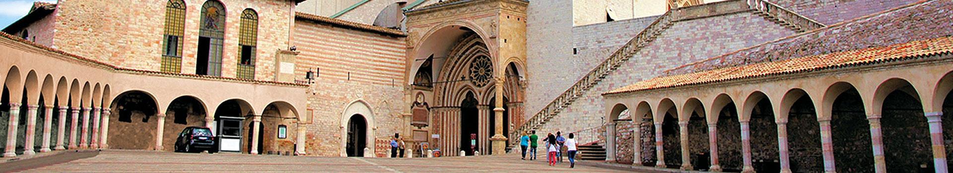 Tour Assisi – S. Maria degli Angeli